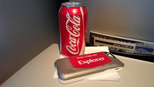 Coca-Cola Explorer