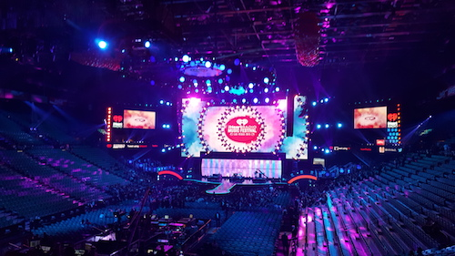 iHeartRadio Music Festival At MGM Grand Garden Arena Las Vegas