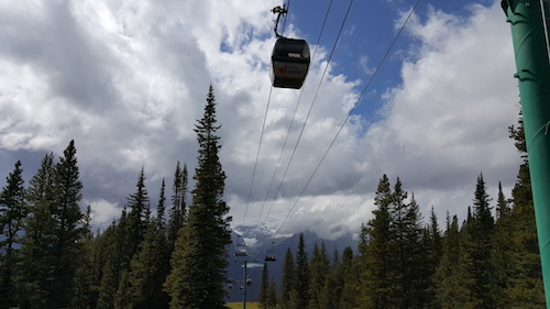 Lake Louise Gondola Ride