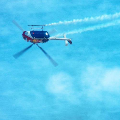 Red Bull Air Race Chuck Aaron Barrel Roll 2014
