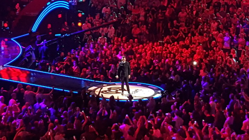 Sam Smith Begins iHeartRadio Music Festival 2015