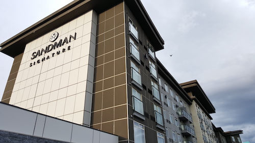 Sandman Signature Hotel Kamloops Canada