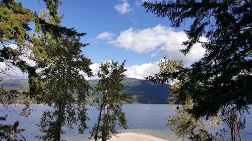 Shuswap Lake BC, Canada