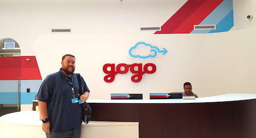 Gogo Downtown Chicago Office With Chris Rauschnot