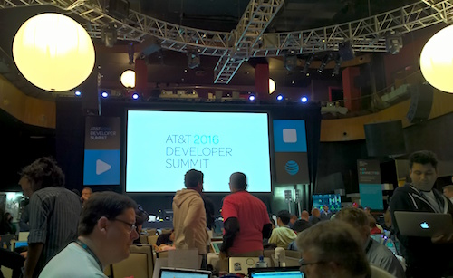 AT&T Developer Summit Las Vegas