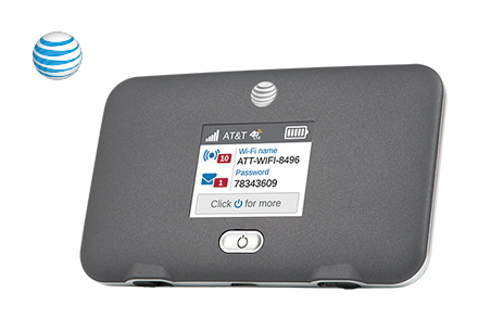 AT&T Netgear Unite Express Prepaid Hotspot