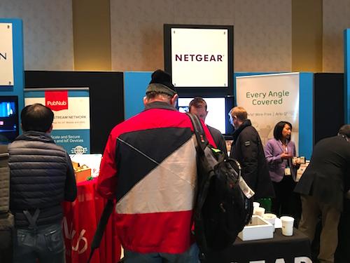 Netgear AT&T Developer Expo Las Vegas