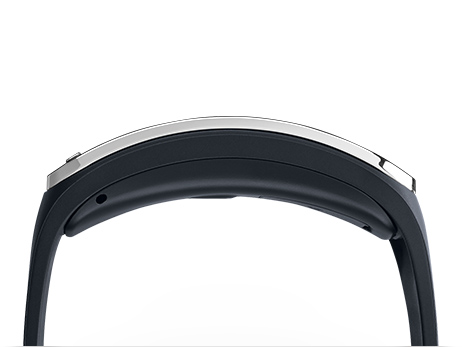 Samsung Gear S Curved Screen