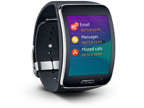 Samsung Gear S Enhanced Notifications