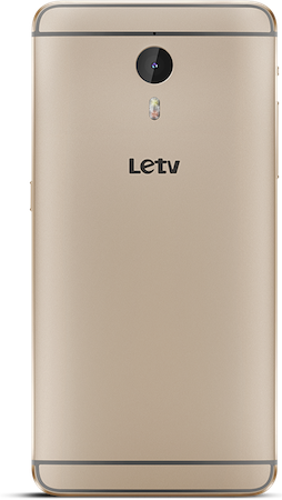 LeEco Le 1 Pro Smartphone Back With Camera