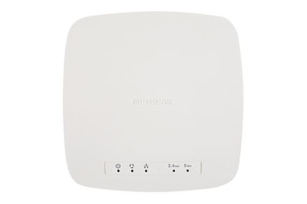 Netgear ProSAFE WAC730 Top View