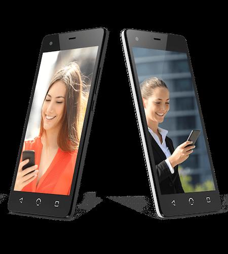 NUU Mobile N4l Dual Unlocked 4G LTE