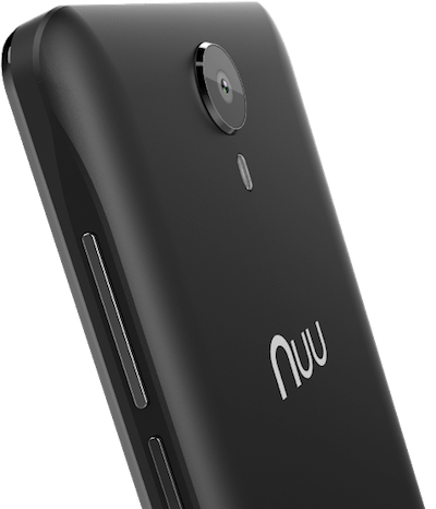 NUU Mobile N5L Camera Back