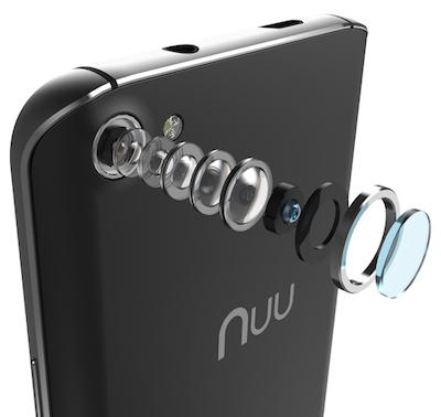 NUU Mobile X4 Camera