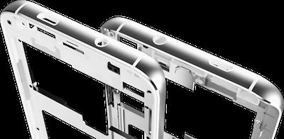 NUU Mobile X4 Metal Frame