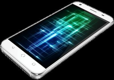 NUU Mobile X4 Screen