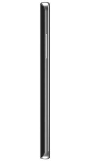 NUU Mobile X4 Smartphone Side