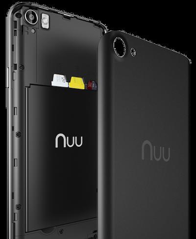 NUU Mobile X4 Dual SIM Unlocked