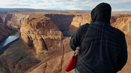 SCOTTeVEST SeV Knowmatic Hoodie Horseshoe Bend