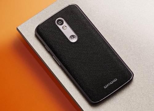 Motorola DROID Turbo 2 Smartphone Touch