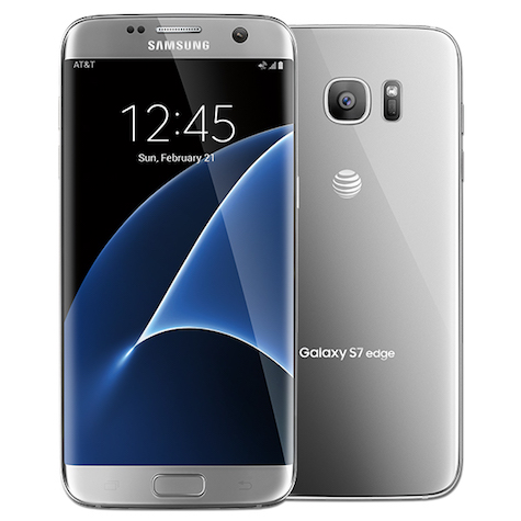 Samsung Galaxy S7 Edge AT&T With 4G LTE