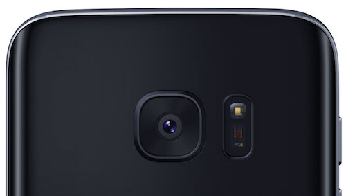 Samsung Galaxy S7 Edge 12MP OIS Dual Pixel Rear Camera