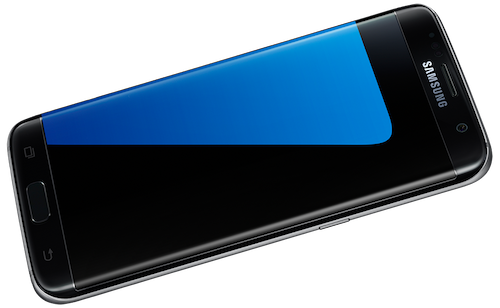 Samsung Galaxy S7 Edge Side