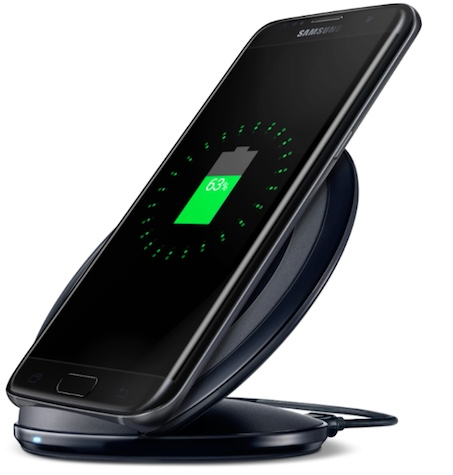 Samsung Galaxy S7 Edge Wireless Charging