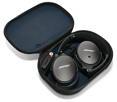 Bose QuietComfort 25 Noise Cancelling Headphones Case