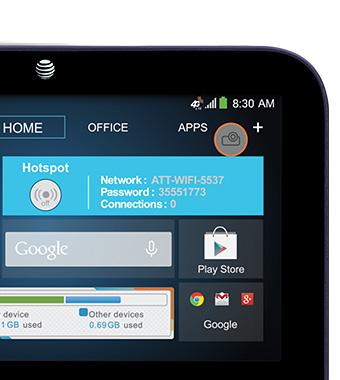 Spro 2 ZTE Google Play Store
