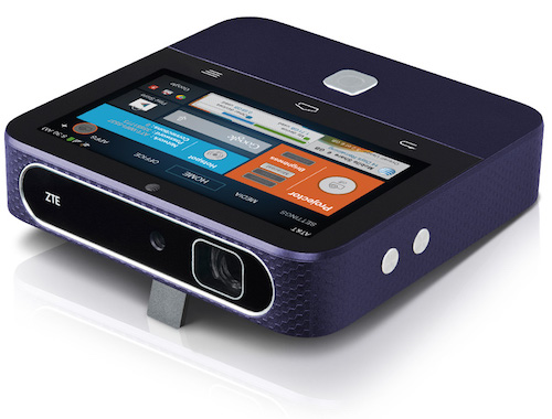 ZTE Spro 2 AT&T Smart Projector Hotspot