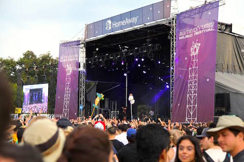 Austin Becomes My Homeaway From Home At The 2016 Acl Music Festival