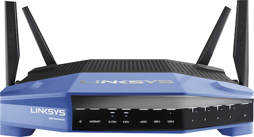 Linksys WRT3200ACM MU MIMO Gigabit WiFi Router