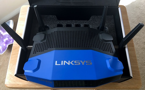 Linksys WRT3200ACM Router With Antennas