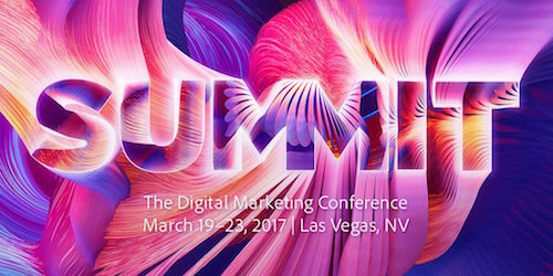 Adobe Summit 2017 Chris Rauschnot Insider Influencer