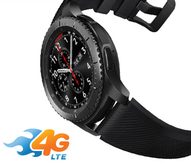 Saumsung Gear S3 Frontier 4G LTE