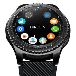 Samsung Gear S3 Frontier DirecTV Remote