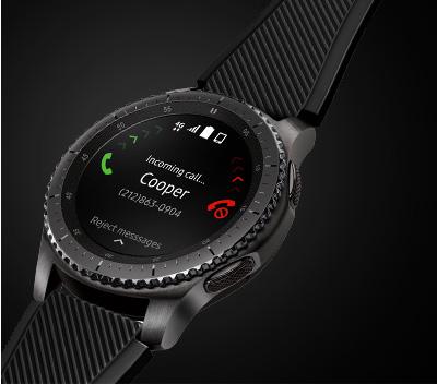 Samsung Gear S3 Frontier Numbersync