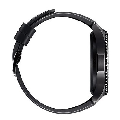 Samsung Gear S3 Frontier Side