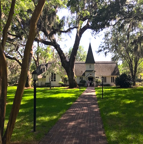 Christ Church Episcopal Saint Simons Island
