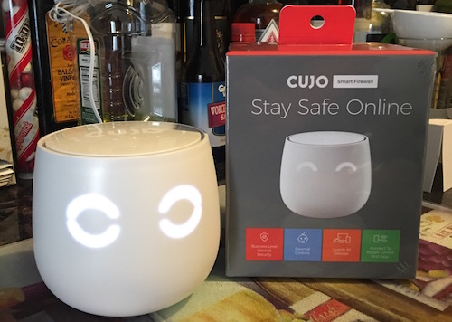 CUJO Smart Firewall Full Eyes