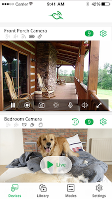 Arlo Pro Wireless Camera App