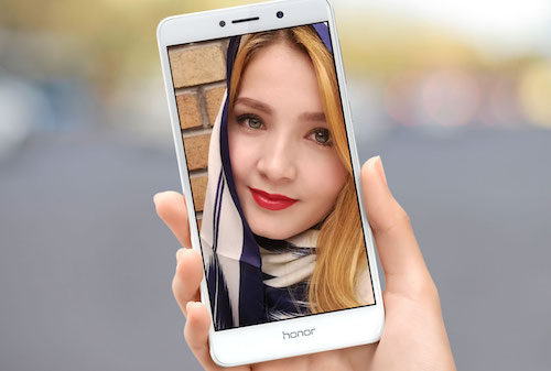 Huawei Honor 6X Lifestyles Photo