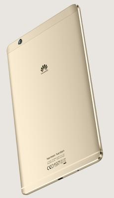 Huawei MediaPad M3 Back