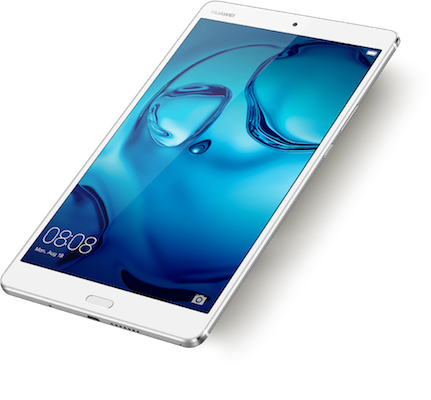 Huawei MediaPad M3 Front Display