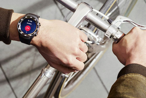 Huawei Watch 2 Classic Call Incoming