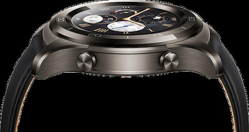 Huawei Watch 2 Classic Side View