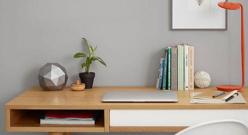 Norton Core WiFi Router Desk Design