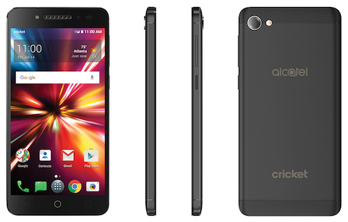Alcatel Pulsemix All Sides