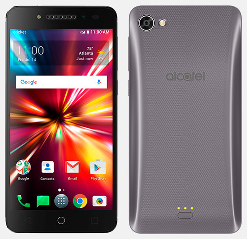 Alcatel Pulsemix Battery Snapbak